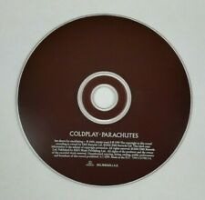 Coldplay - Parachutes CD (2000) Disc Only - Without Case & Inlay