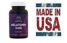 Melâtonine- 3 mg - 60 comprimés - Neuf
