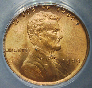1909 VDB FS-1102 (DDO-002, Stage D) Graded MS63RD by ANACS - 7162