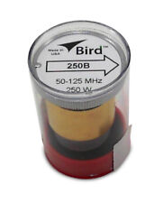 Bird 43 Wattmeter Element 250B 50-125 Mhz 250 Watts (New)