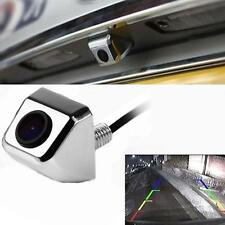 Silver Waterproof 170° Night Vision Car Camera Kit /Rear View Backup Parking GA
