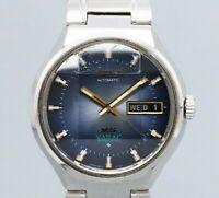 KING SEIKO VANAC 5626-7160 Blue gradation Dial Automatic Vintage Watch 1972's