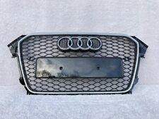 AUDI A4 S4 RS4 2012-2015 FRONT BUMPER MAIN GRILL RS STYLE [B8.5RS4-3]