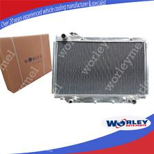 3 row Aluminum Radiator for TOYOTA Landcruiser HDJ80 HZJ80 FJ80 FZJ80 AUTO