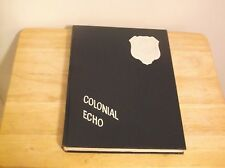 CR) William and Mary 1964 Yearbook Colonial Echo