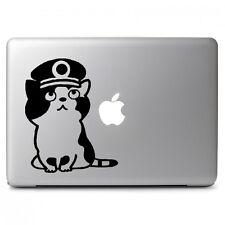 Japanese Cat stationmaster Tama for Macbook Air/Pro Laptop Vinyl Decal Sticker