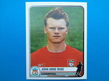 PANINI CHAMPIONS OF EUROPE 1955 - 2005 - N.188 RIISE LIVERPOOL