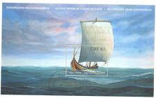 Irlanda-Viking Longship Fine Used (1864) Hoja Min