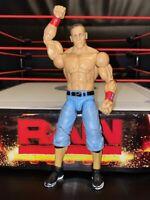 JOHN CENA ELITE SERIES WRESTLING FIGURE MATTEL WWE LOOSE JOINTS