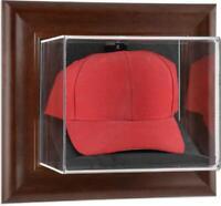 Brown Framed Wall Cap Case - Fanatics
