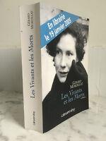Gérard Mordillat Las Vivos Y Las Muertos Novela Calmann-Lévy 2005