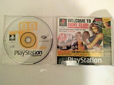 Official UK PlayStation 1 Magazine Demo 86 ~ KULA WORLD, BLOODY ROAR 2, TENCHU 2