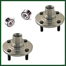 FRONT WHEEL HUB & BEARING FOR FORD Escort - MAZDA Protege, 323, MX3 SET PAIR NEW