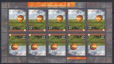 MNH Latvia stamps - Ballons 2007, Full sheet, Mi.Nr. 692