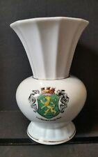 große Andenken Vase 50er Bad Blankenburg Thüringen Porzellan Nachlass Kahla alt