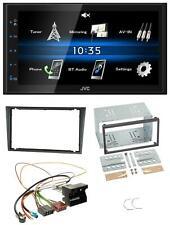JVC USB 2DIN Bluetooth MP3 AUX Autoradio für Opel Combo C Meriva Corsa C Tigra a