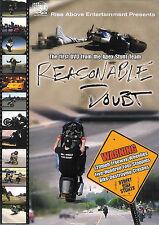 Reasonable Doubt ~ Freestyle Motorcycle Stunts ~ DVD ~ FREE Shipping USA