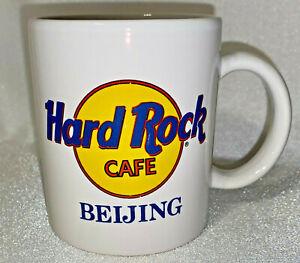 BEIJING Hard Rock Cafe Coffee Cup Mug
