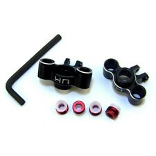 Hot Racing VXS2101 Traxxas 1/16 Revo Slash Black Aluminum Knuckles Uprights