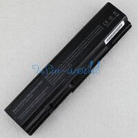 New 6cells Laptop Battery for Toshiba Satellite L300 L305 L500 L505 PA3534U-1BRS