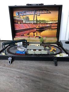 Kofferanlage Komplettanlage Spur N inkl. Zug