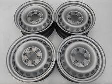 4 Stahlfelgen Felgen Mercedes Benz Sprinter , VW Crafter 6,5Jx16 ET62  Neu! 9487