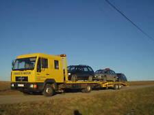 Transport moto voiture ancêtre petit tracteur
