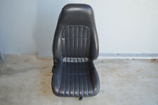 00-02 Camaro Z28 Ebony Leather Seat Front Passenger 100617