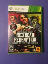 Red Dead Redemption *Game of the Year Edition*  (XBOX 360 + XBOX ONE) NEW