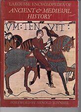 Larousse Encyclopedia of Ancient & Medieval History PB 1972
