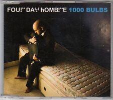 (EX518) Four Day Hombre, 1000 Bulbs - 2005 CD