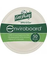 Cast Away Bowl Enviroboard Large 7 inches  178 by 178 by 41 mm x 50