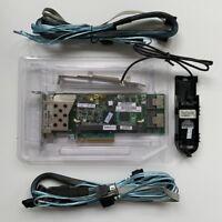 HP Smart Array P410/1GB Raid Controller RAID 572532-B21 462919-001 2*8087 SATA