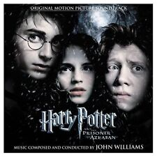 Harry Potter & The Prisoner Of Azkaban - Original - Enhanced CD - John Williams