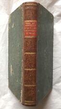 1816 CODE DE COMMERCE - CODE D'INSTRUCTION CRIMINELLE - CODE PÉNAL en 1 volume