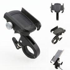 Aluminum Handlebar Cell Phone Holder For Harley-Davidson Dyna Low Rider EFI FXDL