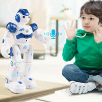 Intelligent RC Remote Control Robot Singing Dance Toys Xmas Gift for Kids Boys