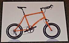 Classic Bicycle DAHON HAMMERHEAD 5.0 Postcard new