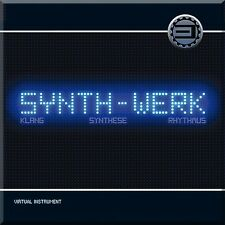 NEW Best Service Synth Werk Virtual Instrument Sounds for Electronic Music