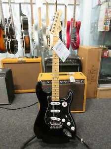 G&L Tribute Legacy Satin Neck Black Electric Guitar