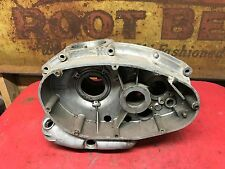 Ducati 250 Single  Engine Cases  Vintage 350 450  Narrow Case Motor Crank