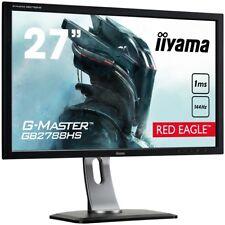 """iiyama G-Master GB2788HS-B2 Red Eagle  EEK B 68.6 cm (27"""") 1920 x 1080 Full H..."""