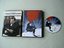 MURDER ON THE ORIENT EXPRESS UK DVD Finney Bacall Bergman Connery Redgrave