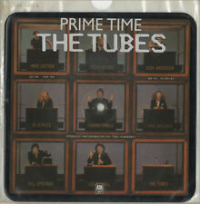 "Tubes, Prime Time, NEW Ltd edition SQUARE SHAPED PICTURE DISC 7"" vinyl single"