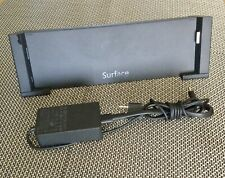 Microsoft Surface Docking Station Model 1664 For Pro 3 or 4 Usb Ports