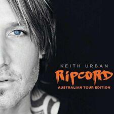 KEITH URBAN - RIPCORD (AUSTRALIAN TOUR EDITION) - CD -