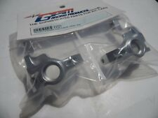 "GPM XV021 Alloy Front Knuckle Arm Set "" silver "" TAMIYA XV01"