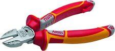NWS V3K VDE 2-in-1 Side Cutter Pliers 180mm