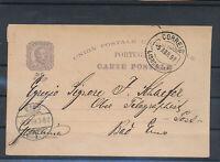 555957 / Portugal Ganzsache 1899