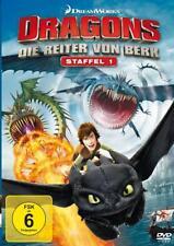 Dragons - Die Reiter von Berk - Vol. 1 # 2 # 3 # 4 (2014) DVD  NEU OVP
